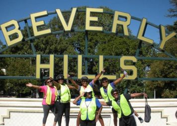 Beverly Hills Celebrity Bike Tour