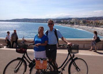 Fahrradverleih Nizza