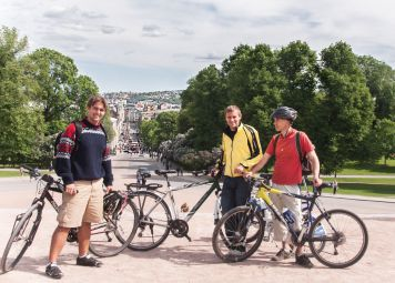 Oslo Fietstour: de Highlights