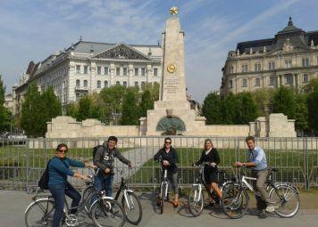 Alternative Budapest Cykeltur