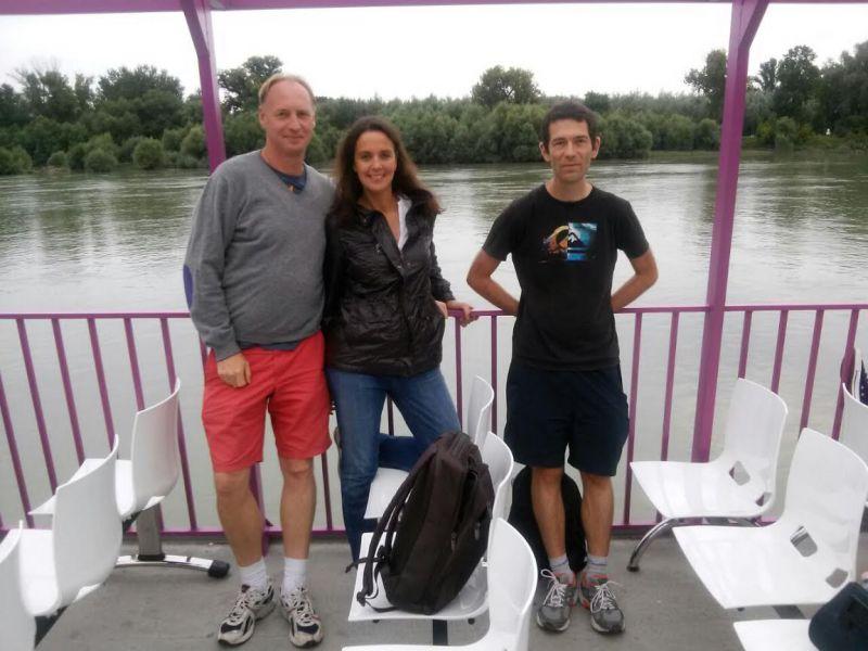 Budapest Ruta en Bici por el Danubio