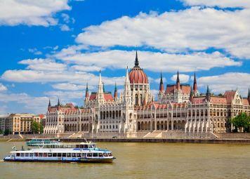 Budapest Stadswandeling