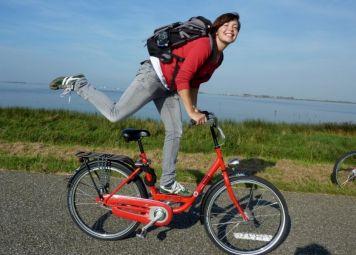 Fahrradtour durch Amsterdams Umgebung