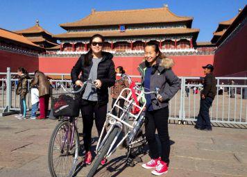 Fietsen huren in Peking