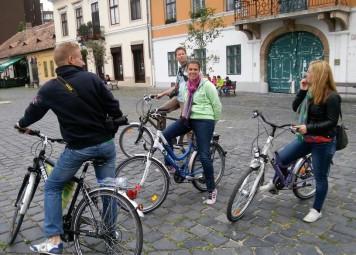 Budapest Retro Fahrradtour