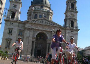Descubre Budapest Ruta en Bici