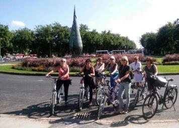 Budapest Ruta en Bici al Pasado