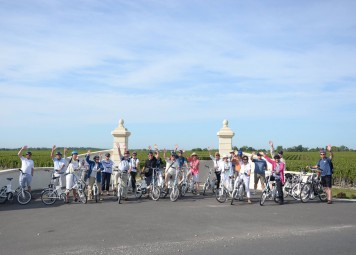 Bordeaux St. Emilion Bike Tour