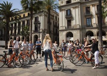 Barcelona tapas & highlights Fietstour