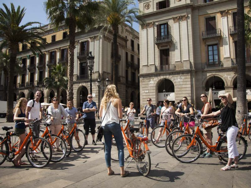 Barcelona Day Bike Tour