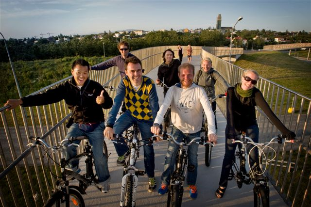 Private Bike Tour Reykjavik