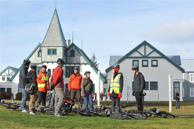 Reykjavik Fietstour: de highlights