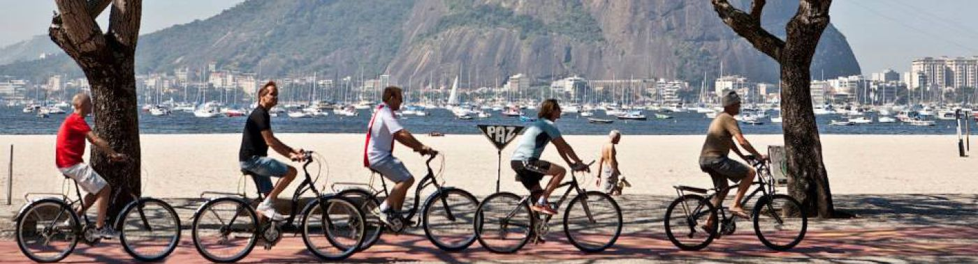 Rio Highlights Bike Tour