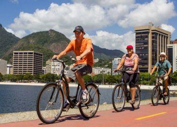Rio de Janeiro Fietstour: de Highlights