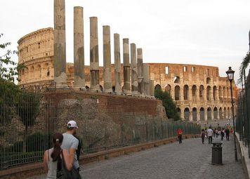 Rome Colosseum en Forum Wandeling
