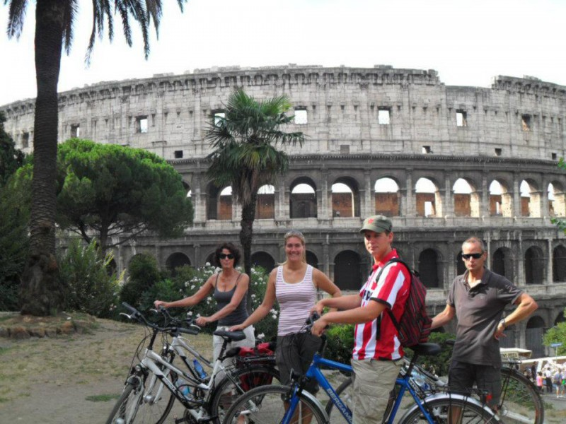 Rome Fietstour: de Highlights