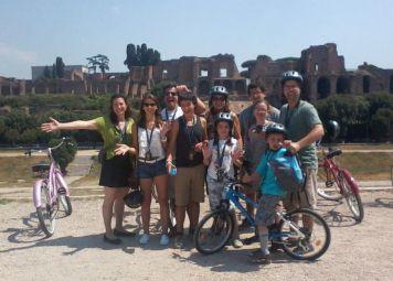 Naar Rome met kinderen