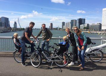 Rondleiding Rotterdam met kinderen