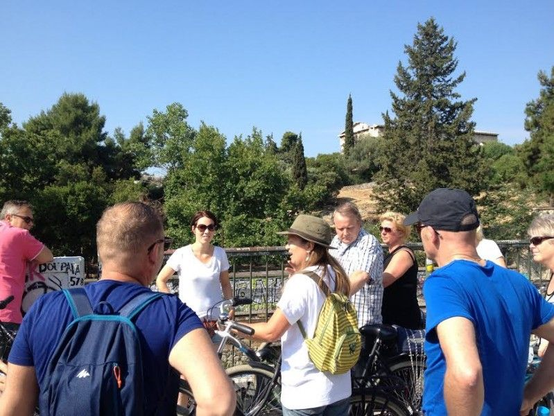 Athens Private Bike Tour