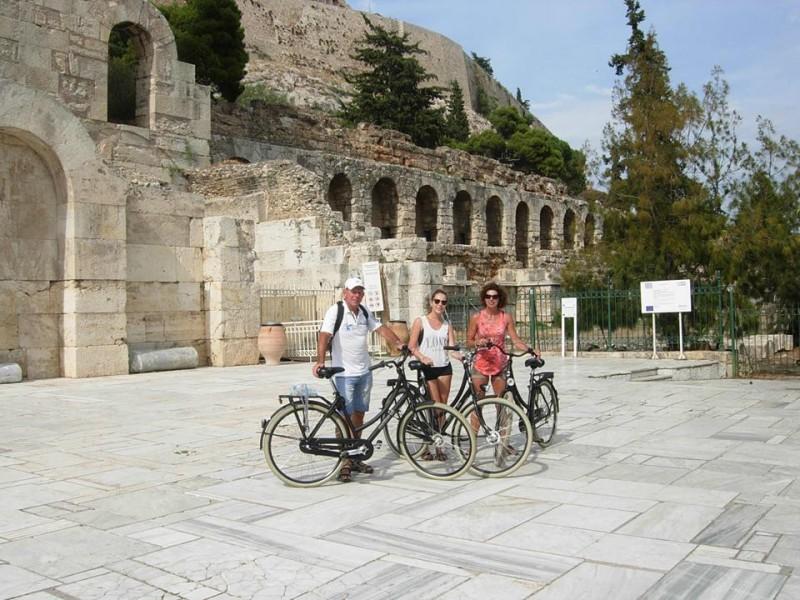 Fietsverhuur in Athene van Baja Bikes | Boek nu, betaal ...