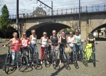 Fietsen huren in Antwerpen