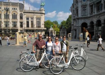 Bike Rental Antwerp