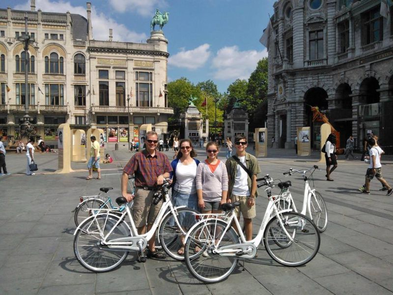 Private Tour Antwerp