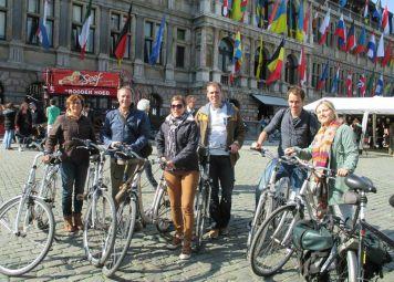 Antwerpen Belgische Bier Fietstour