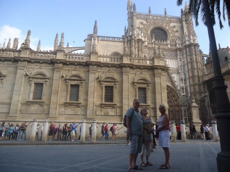 Seville Walking Tour