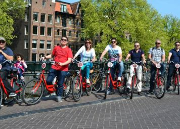 Bike Rental Amsterdam