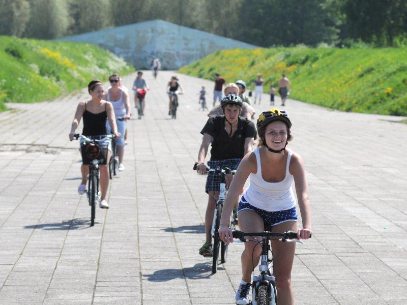 Tallinn Highlights Bike Tour