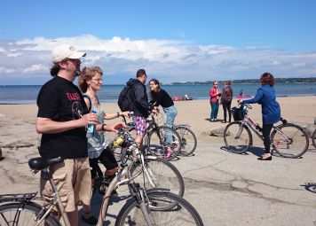 Tallinn Highlights Bike Tour