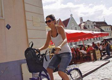 Bike Rental Tallinn
