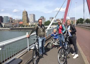 Fietsen huren in Rotterdam