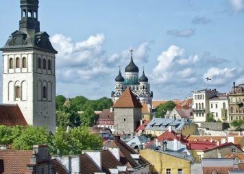 Tallinn Fietstour: de highlights
