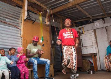 Kaapstad Township Fietstocht