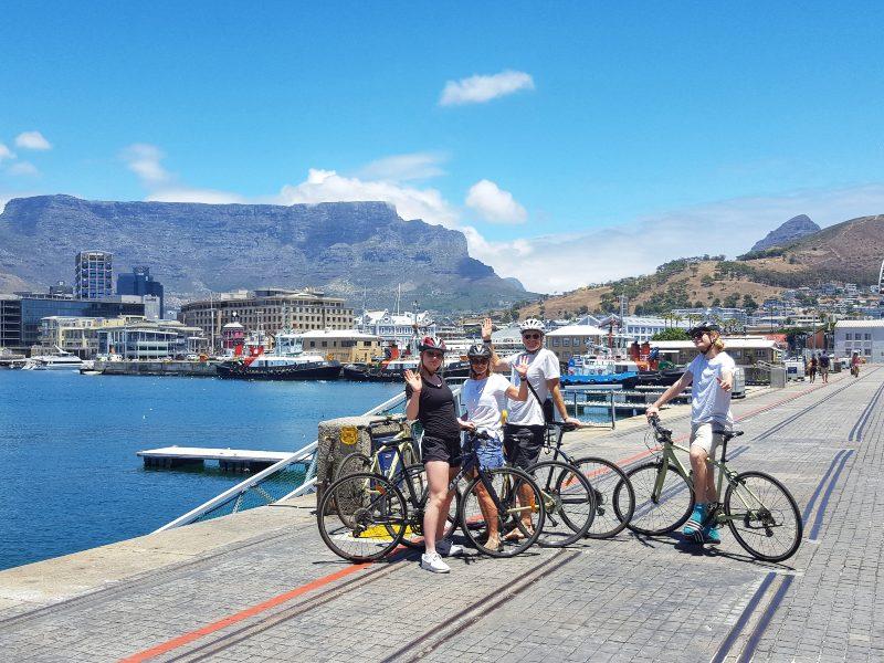 Kaapstad Fietstour: de Highlights