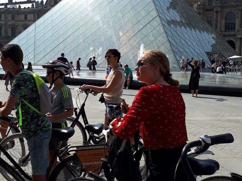 Naar Parijs met kinderen