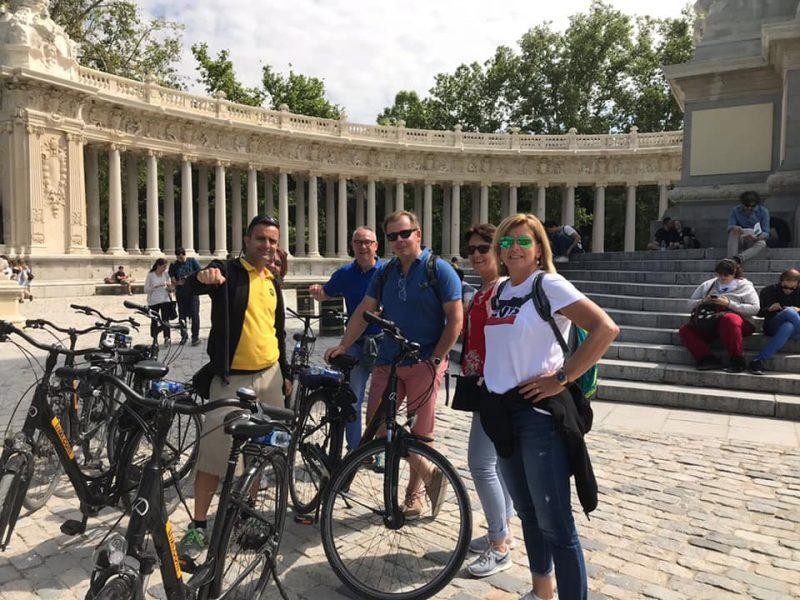 Private Fahrradtour Madrid