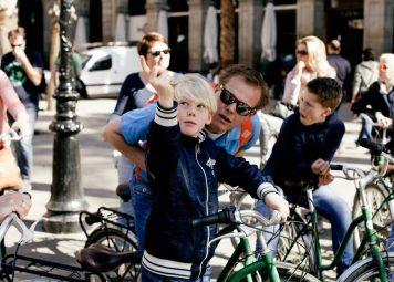 Naar Barcelona met kinderen