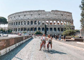 Privégids Rome Fietstour
