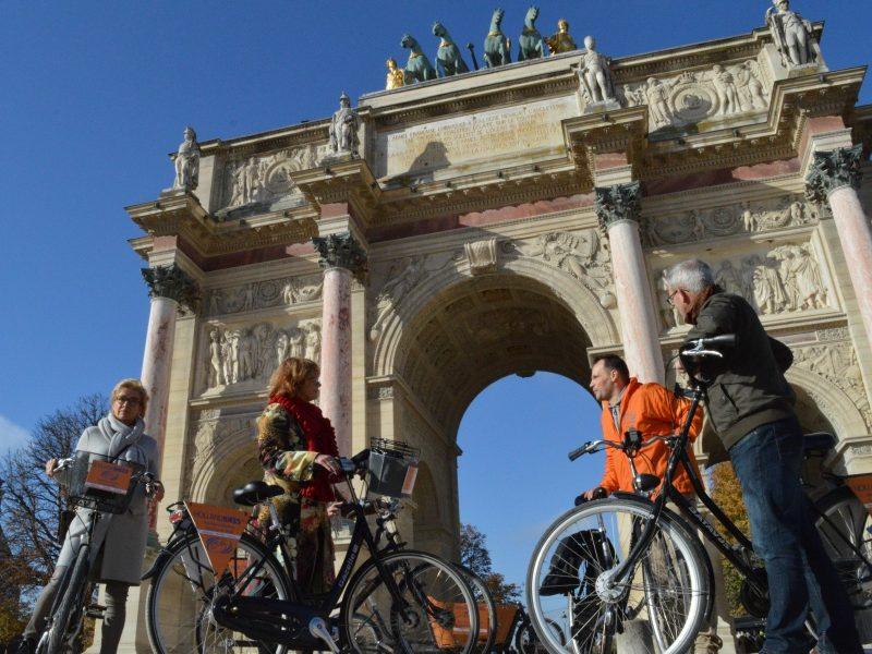 Parijs Fietstour: de highlights