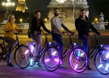 Paris by Night Bike Tour