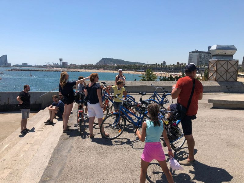 Barcelona tapas & highlights Fietstour