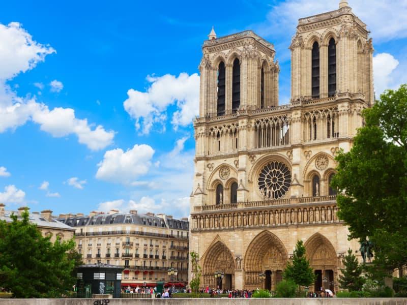 Notre Dame & Seine Bootsfahrt