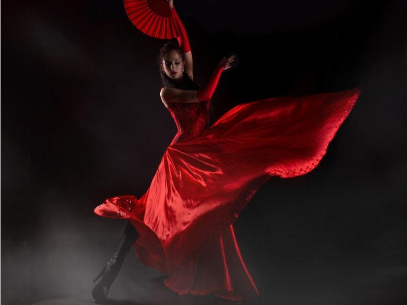 Tickets voor Flamenco night