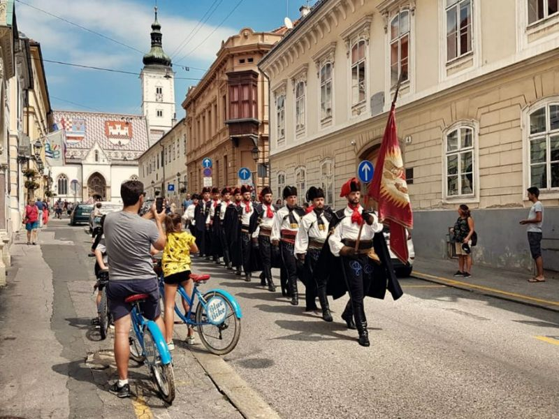 Zagreb Private Bike Tour