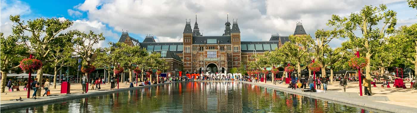Rijksmuseum & Canal Cruise Combo Tickets
