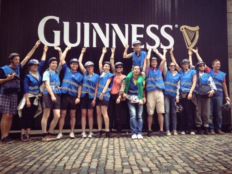 Dublin Fietstocht met Privegids
