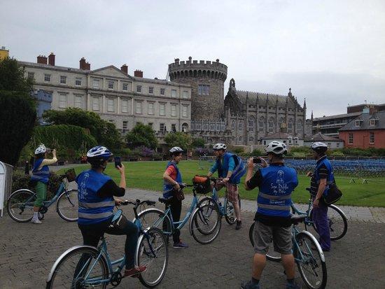 Fahrradtour Dublin Highlights